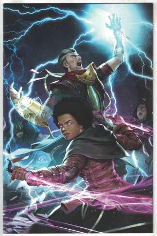 Magic the Gathering #2 1:100 InHyuk Lee Virgin Variant Boom! 2021 VF/NM