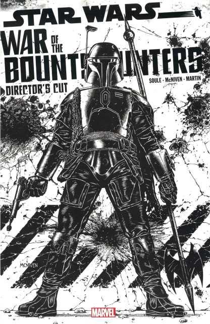 Star Wars War of the Bounty Hunters Alpha Directors Cut 1:25 Marvel 2021