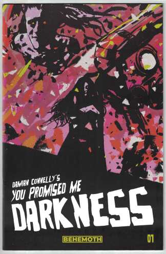 You Promised Me Darkness #1 Damian Connelly D CVR 1st Print Behemoth 2021 VF/NM