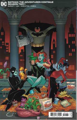 Batman Adventures Continue Season Two #1 1:25 Conner Variant DC 2021