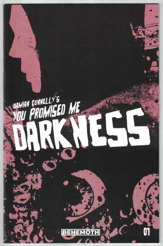 You Promised Me Darkness #1 Connelly Variant Behemoth 2021 VF/NM