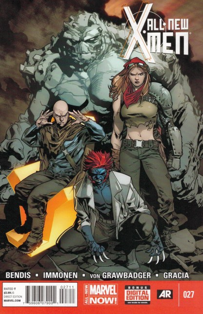 All-New X-Men #27 1st Print Cover A Marvel ANMN 2012
