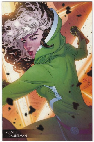 Avengers #678 Russell Dauterman Young Guns Variant Marvel Legacy Rogue VF/NM