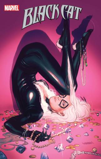 Black Cat #9 1:25 Sway Variant Marvel 2020 Estimated Shipping Date- 8/18/2021