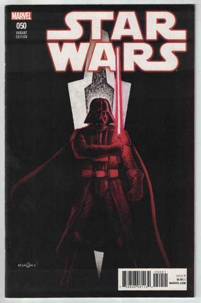 Star Wars #50 Marquez Variant Marvel 2015 VF/NM Gillen