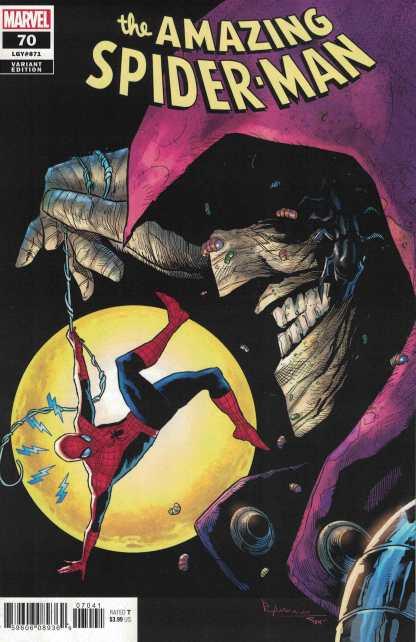 Amazing Spider-Man #70 1:25 Antonia Variant Marvel 2018