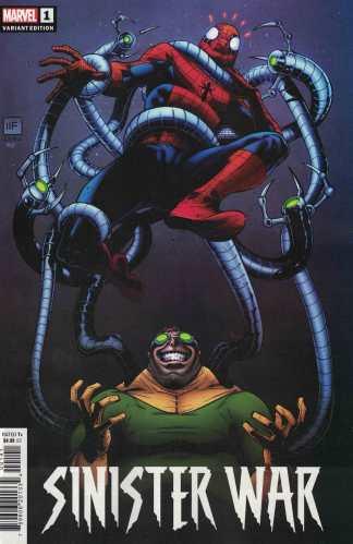 Sinister War #1 1:25 Ferreira Variant Marvel 2021