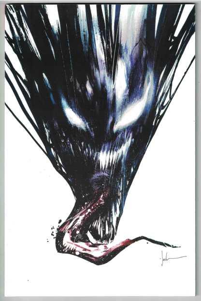 Venom #35 1:500 Jock Virgin Variant Marvel 2018 #200 Cates Stegman VF/NM