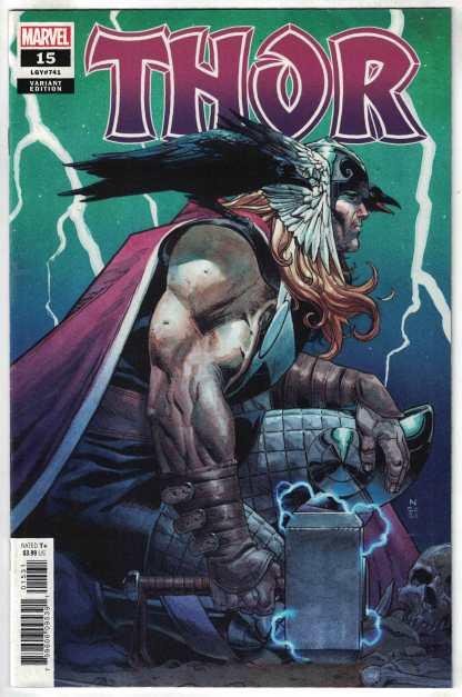 Thor #15 1:25 Nic Klein Variant Marvel 2020 Donny Cates VF/NM