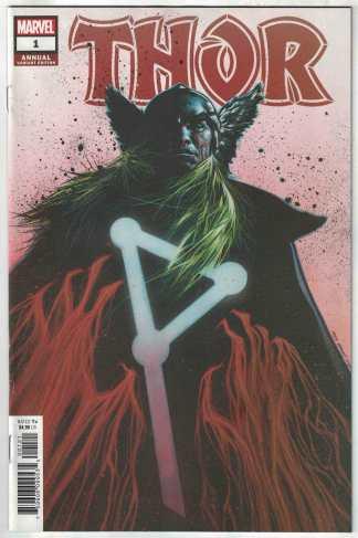 Thor Annual #1 1:25 Travis Charest Variant Marvel 2020 NM-/VF+