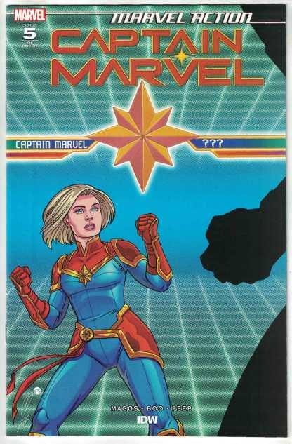 Marvel Action Captain America #5 1:10 Megan Levens Variant Marvel 2020 VF/NM