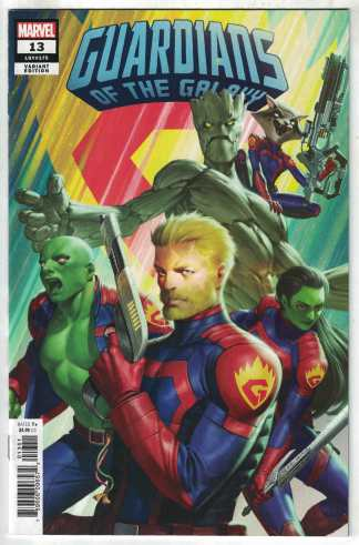 Guardians of the Galaxy #13 1:25 Yoon Variant Marvel 2020 VF/NM Ewing