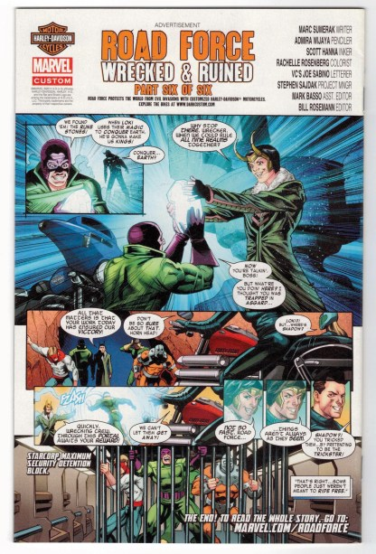 Avengers X-Men Axis #1 Skottie Young Variant Marvel 2012 VF/NM