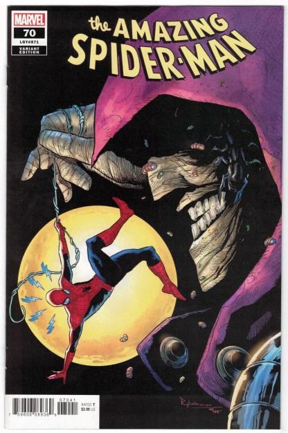Amazing Spider-Man #70 1:25 Antonia Variant Marvel 2018 VF/NM