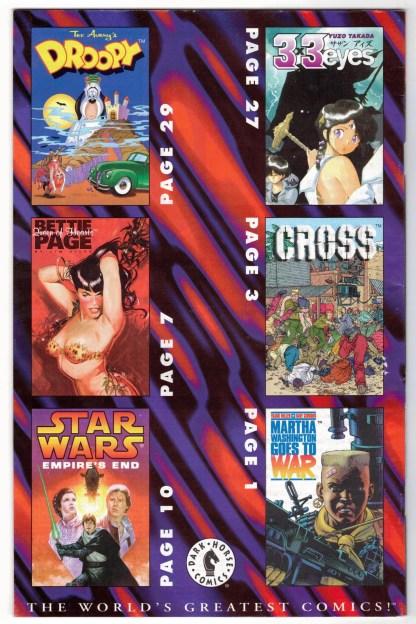 Dark Horse Insider #46 Star Wars 1st Thrawn Heir to Empire Preview 1995 VF