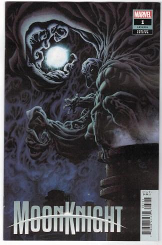 Moon Knight #1 1:25 Kyle Hotz Variant Marvel 2021 VF/NM