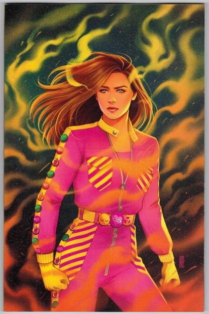 Mother of Madness #1 1:50 Jen Bartel Virgin Variant Emilia Clarke 2021 VF/NM