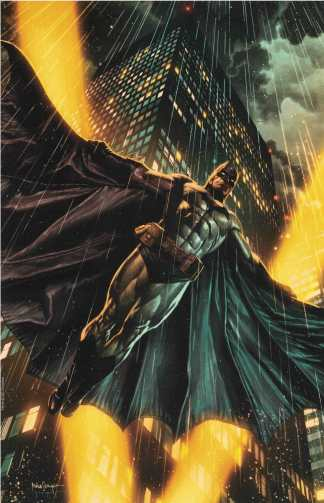 Batman FCBD Special Edition #1 1:4 Mico Suayan Virgin Variant DC 2021 Tynion