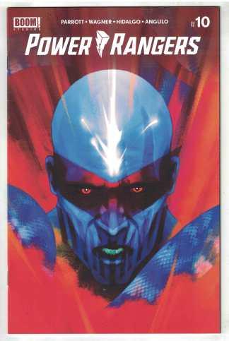 Power Rangers #10 1:25 Montes Variant Boom 2020 VF/NM
