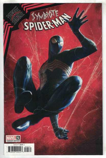 Symbiote Spider-Man King in Black #5 1:25 Rapoza Variant Marvel 2020 VF/NM