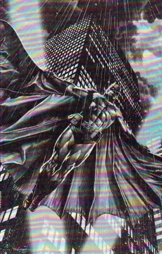 Batman FCBD Special Edition #1 1:20 Mico Suayan Monofoil Variant DC 2021