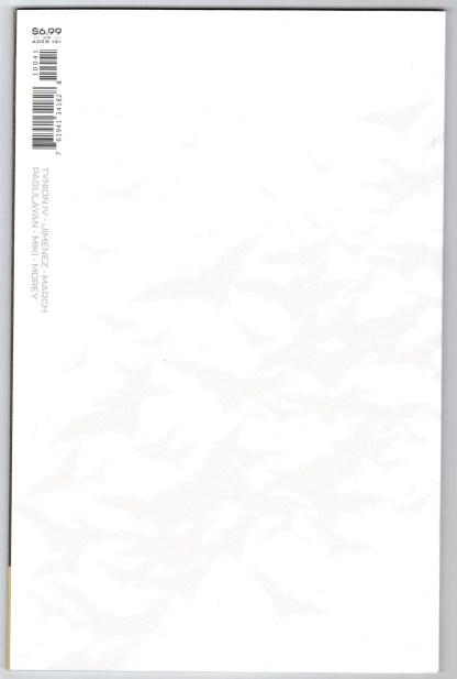Batman #100 Blank Variant DC 2016 Joker War VF/NM
