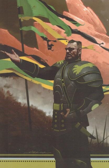 Dune Blood of the Sardaukar #1 Unlockable Jeff Dekal Virgin Variant Boom 2021