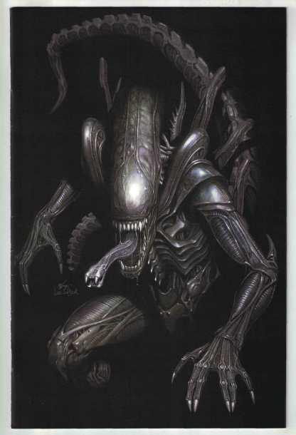 Alien #1 1:500 Inhyuk Lee Virgin Variant Marvel 2021 VF/NM
