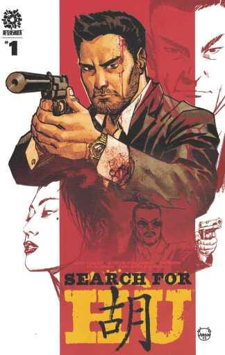 Search for Hu #1 1:15 Dave Johnson Variant Steve Orlando Aftershock 2021