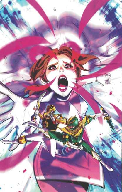 Mighty Morphin #11 1:15 Carlini Virgin Variant Boom 2020