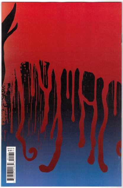 Extreme Carnage Toxin #1 1:50 Symbiote Variant Marvel 2021 VF/NM