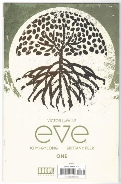 Eve #1 1:25 Yuko Shimizu Variant Boom! 2021 VF/NM