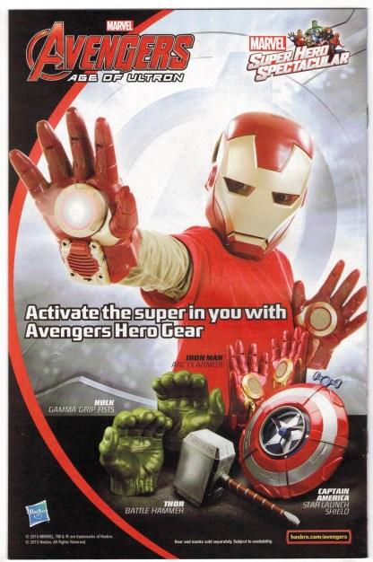 Captain America Sam Wilson #2 1:10 Tradd Moore Variant Marvel 2015 VF/NM