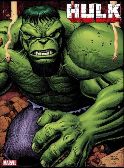 Hulk #1 1:50 Art Adams Variant Marvel 2020 Donny Cates Ryan Ottley Est- 11/10/21