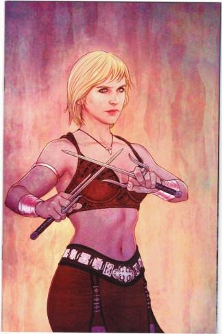 Xena Warrior Princess #2 1:10 Frison Variant Gabrielle Dynamite 2016 VF/NM