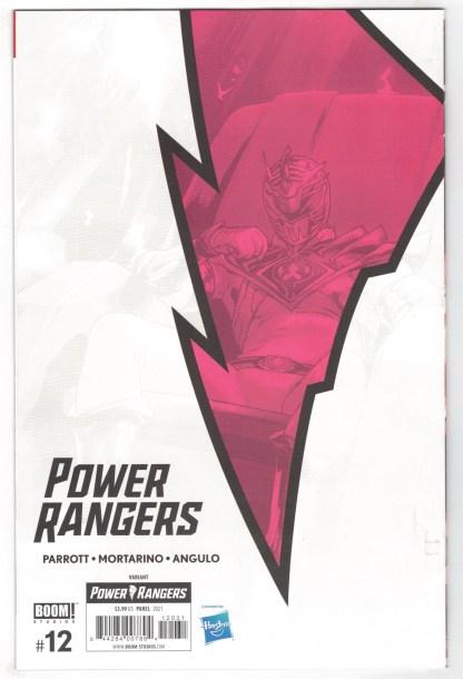 Power Rangers #12 1:10 Gerald Parel Virgin Variant Boom 2020 VF/NM