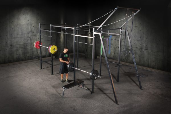 Crossfit Garage Gym