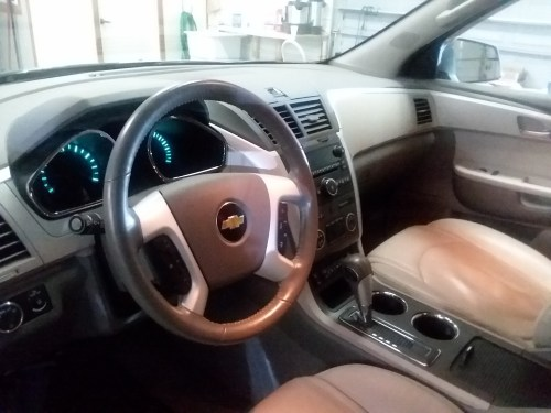 small resolution of  148 2011 chevy traverse