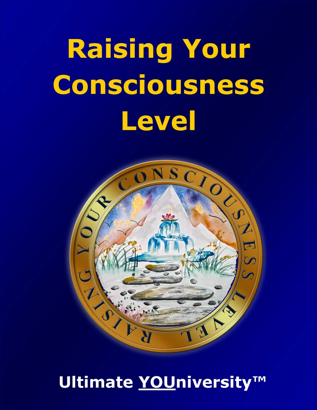 Raising Your Consciousness Level, one of the 14 Categories