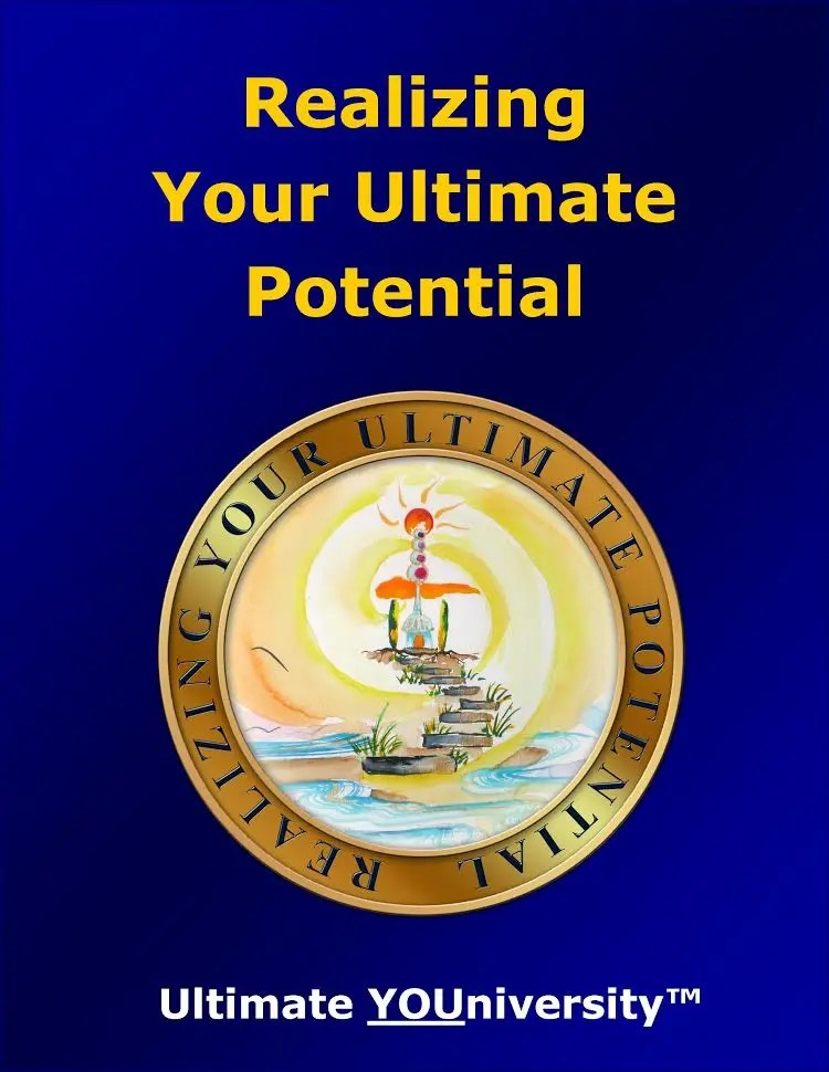 Realizing Your Ultimate Potential, one of the 14 Categories