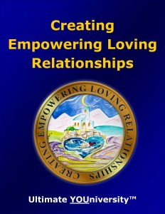 Creating Empowering Loving Relationships, One of 14 Living Skills Categories