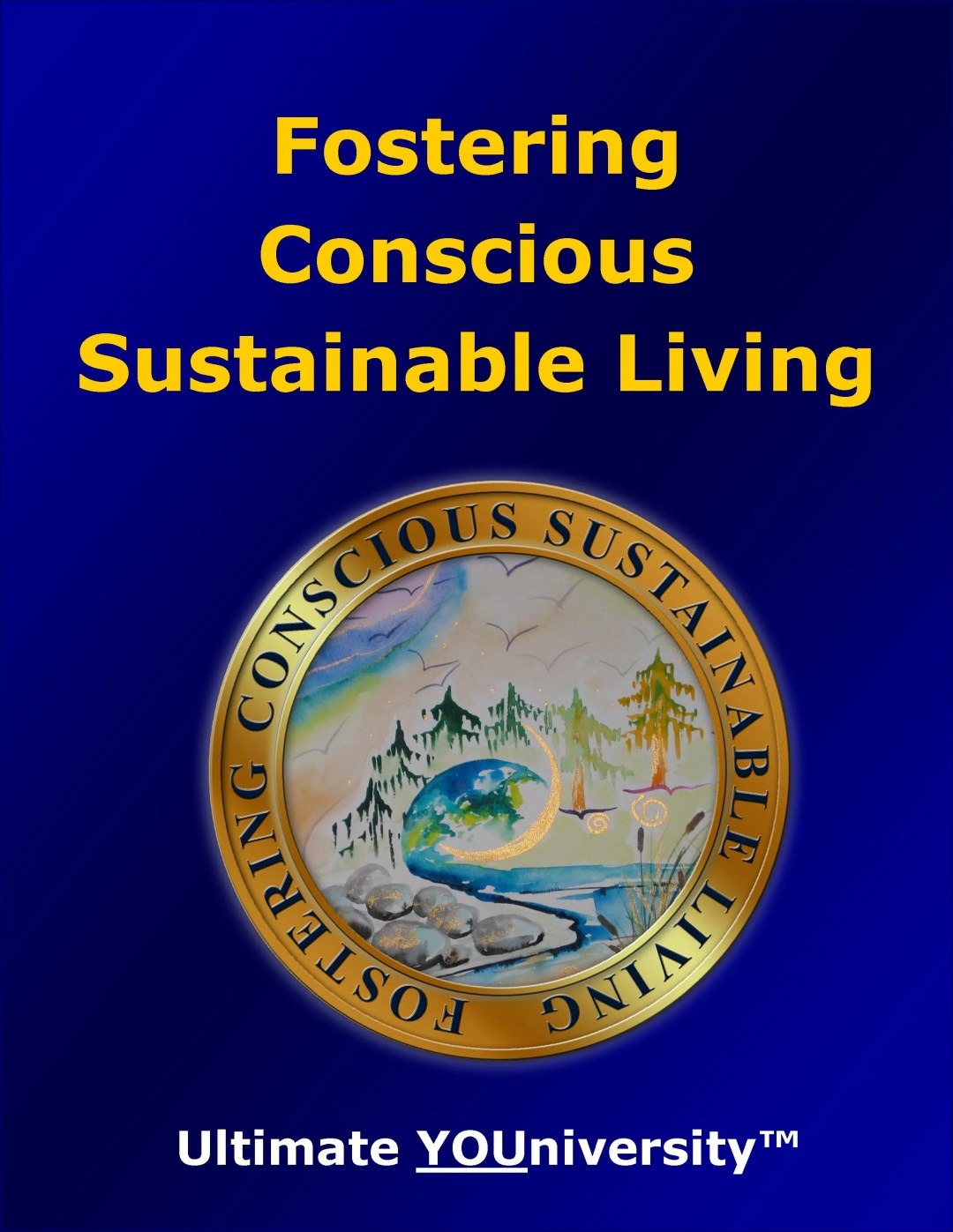 Fostering Conscious Sustainable Living, one of the 14 Categories