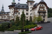 The Grand Hotel Dolder Zurich Switzerland