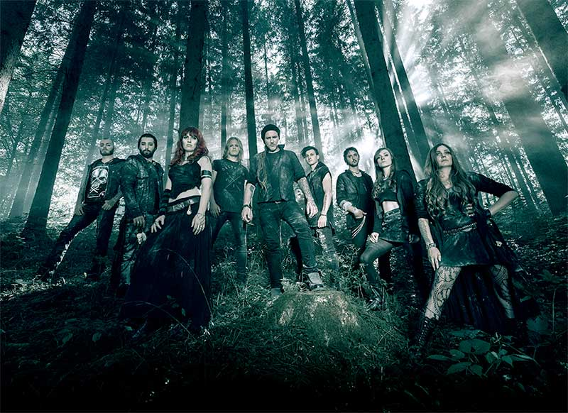 Eluveitie to play Copenhell 2019