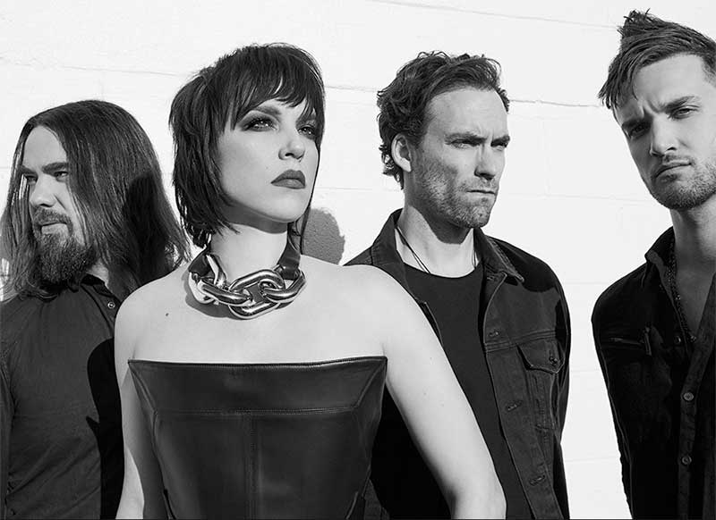 Halestorm to play Copenhell 2019