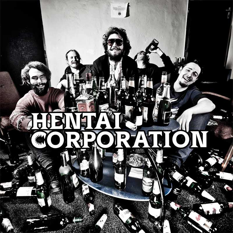 Hentai Corporation play Mystic Festival 2020