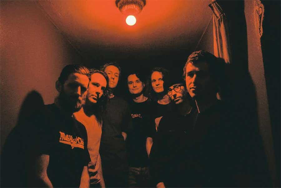 King Gizzard and The Lizard Wizard play Super Bock Super Rock 2020