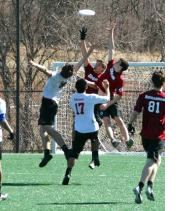 Hospital Pass Ultimate Frisbee