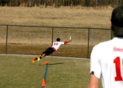 Ultimate Frisbee Bid Picture