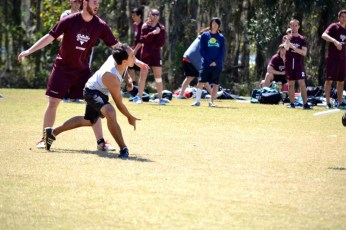Forcing Flick Ultimate Frisbee terms